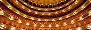 ARGENTINA, BUENOS AIRES The Colon Theatre, seven story interior