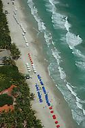 Vista aérea de la Isla de Margarita en Venezuela. 2005. (Ramón Lepage / Orinoquiaphoto)  Air view of Margarita's Island in Venezuela. 2005. (Ramon Lepage / Orinoquiaphoto)
