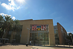 October 5, 2011; Houston, TX.; USA;  The Toyota Center in Houston, TX plays host to UFC 136 on Saturday night.