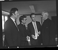 Press Conference, Ireland in the 80's.14/10/70
