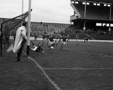 All Ireland Under 21 Football Final, Cork v Fermanagh.  04.10.1970