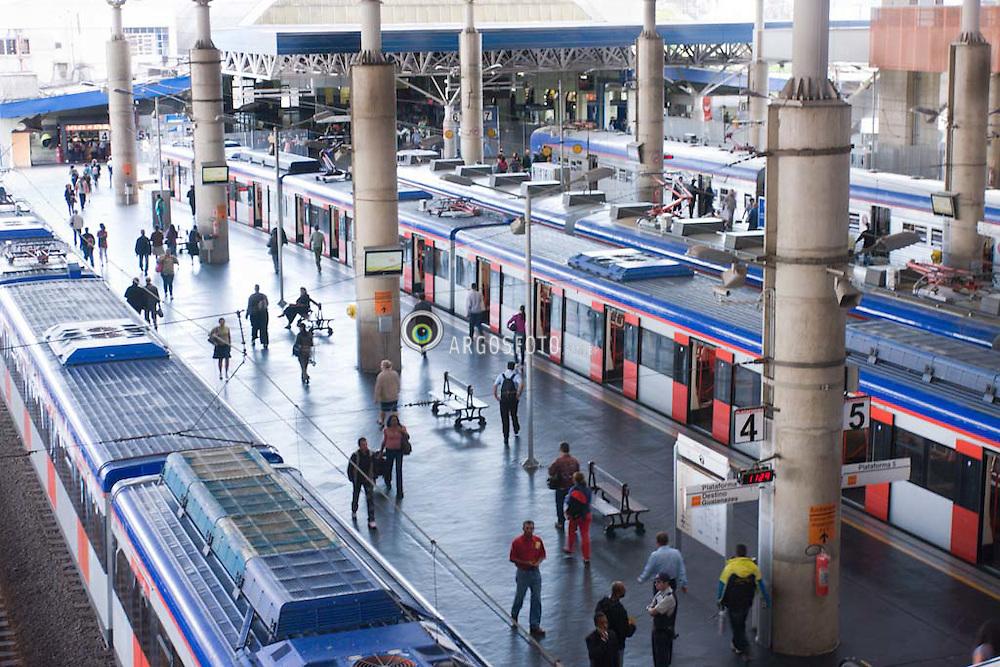 Estacao de trem do Bras ./ Bras, train station