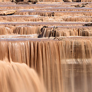 Grand Falls on the Little Colorado River