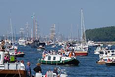 Amsterdam Sail, 2005