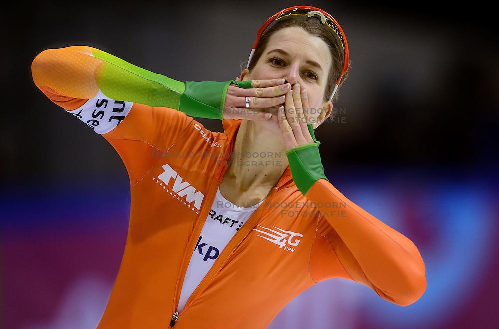 NED, WorldCup Speedskating Thialf Heerenveen