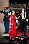 Koning Willem-Alexander en Koningin Maxima ontvangen het Corps Diplomatique 2016