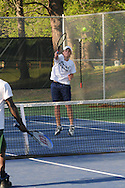 Oxford High vs. West Point tennis at Avent Park in Oxford, Miss. on Thursday, April 15, 2010.