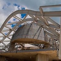 México - Revista Construcción y Tecnología / Construcción del Biomuseo - Ciudad de Panamá