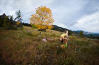 Ryan Hamity & Cassie Drew at the Flat Irons, Boulder, COLORADO
