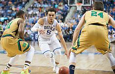 2015 ACC Men's Basketball Tournament Semifinal (Duke vs Notre Dame)
