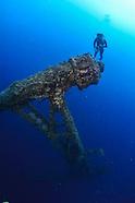 Guam - Tokai Maru WWII Wreck