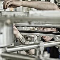 På besøg hos produktions virksomheden Linco food systems i Trige ved Århus.