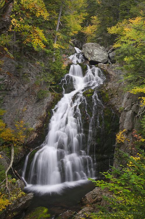 Crystal Cascade, Pinkham Notch, White Mountains, New Hampshire