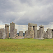 Stonehenge - Salisbury Plain, UK