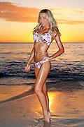 Natasha Cherie sunset shoot Terry Lyon