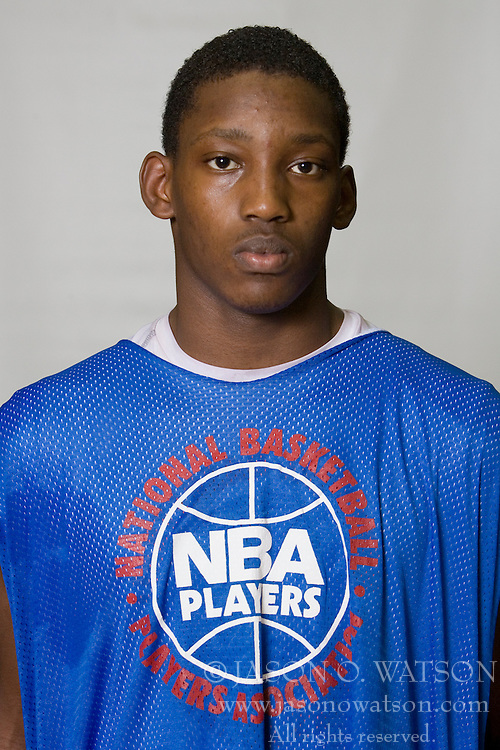 PF Quintrell Thomas (Elizabeth, NJ / St. Patrick's)..The National Basketball Players Association held a camp for the Top 100 high school basketball prospects at the John Paul Jones Arena at the University of Virginia in Charlottesville, VA from June 20, 2007 through June 23, 2007.