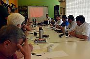 Reunión de Alvaro Gracía con el Pit-Cnt