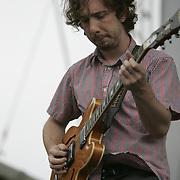 June 18, 2006; Manchester, TN.  2006 Bonnaroo Music Festival. Matisyahu performs live at Bonnaroo 2006.  Photo by Bryan Rinnert