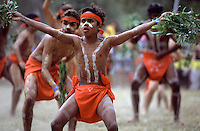 This photo of a young aboriginal dancer at the Laura Festival won Paul Dymond the 2003 Australian Society of Travel Writers' Travel Photograph of the Year award.