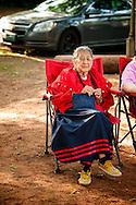Caddo Nation, Indians, Native Americans, Murrow Powwow, Oklahoma, Madeline Wolf Hamilton, matriarch