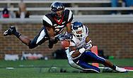 Connecticut vs Cincinnati, NCAA Div. I football at Nippert Stadium, Cincinnati, OH. (Photo by Robert Falcetti). .