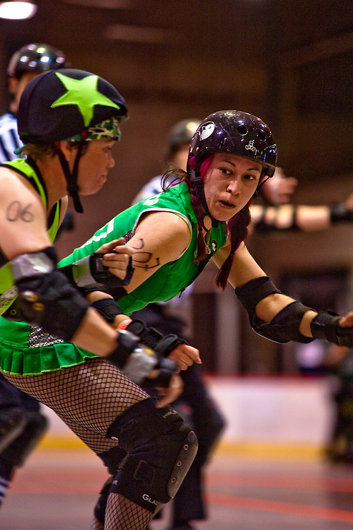 Montreal Roller Derby present third edition of Beast of the East tournement.