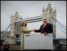 Santander Foundation Cheque Presentation the Mayor's Fund 02072013