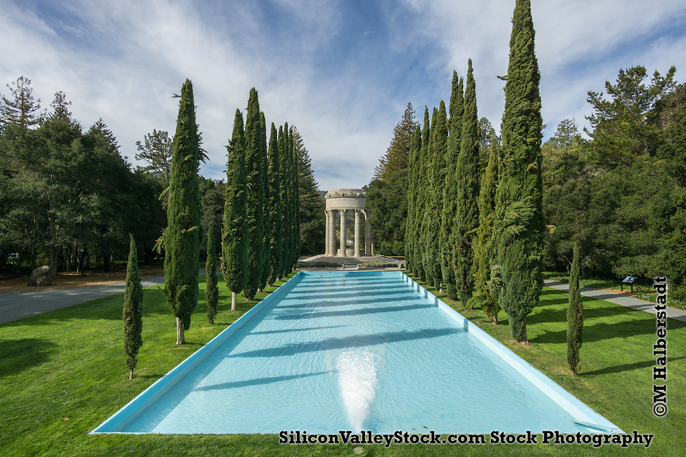 Pulgas Water Temple, Redwood City, CA