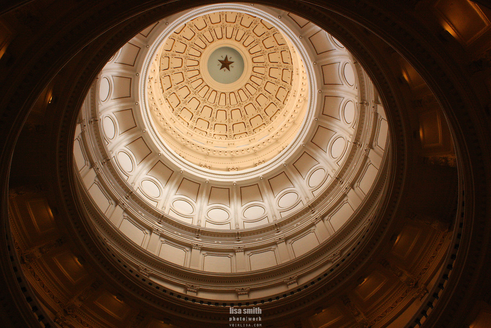 Inside the Texas Capitol