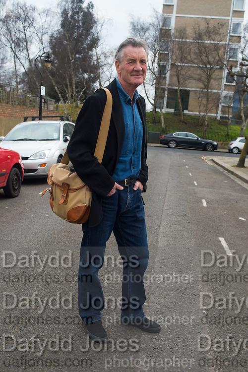 Michael Palin, London 21 March 2016