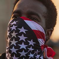 Anti-Police Violence Demonstrations LA 8/21/14