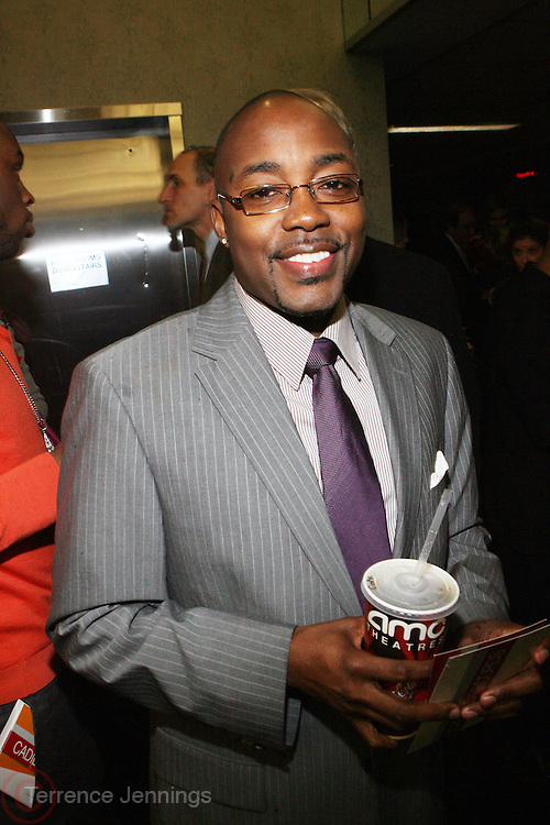 """Will Packer at the ' Cadillac Records' premiere at held at AMC Broadway 19th Street on Decemeber 1, 2008 in NYC..In this tale of sex,, violence, race, and rock and roll in the 1950's Chicago, 'Cadillac Records"""" follows the exciting but turbulent lives of some America's musical legends including Muddy Waters, Leonard Chess, Little Walter, Howlin' Wolf, Chuck Berry and Etta James."""