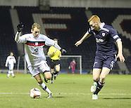 19-11-2013 Raith Rovers v Dundee reserves