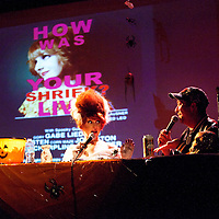 Julie Klausner, Gabe Liedman - How Was Your Shriek - October 17, 2012 - The Bell House, Brooklyn, NY
