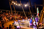 Phare Ponleu Selpak, in Battambang Cambodia, is a French/Khmer run organization, re-empowering the lives of rural youth through the arts. Their most successful program is the performing arts, or circus school and shows.
