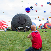 October 4, 2015: Albuquerque International Balloon Fiesta 2015