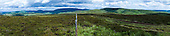 The Cheviot Hills in Panoramas