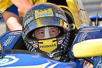 Marco Andretti, Auto Club Speedway, Fontana, CA USA 8/30/2014