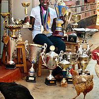 Kenyan Running Champions by Chris Maluszynski