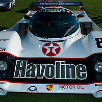 1986 Porsche 962: Jerry Molitor