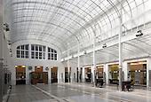 Post Office Savings Bank (Postsparkasse), Vienna, Austria