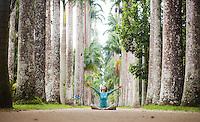 Heeki Park at Jardin Botanico, Rio do Janeiro
