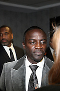 "Akon at the ' Cadillac Records' premiere at held at AMC Broadway 19th Street on Decemeber 1, 2008 in NYC..In this tale of sex,, violence, race, and rock and roll in the 1950's Chicago, 'Cadillac Records"" follows the exciting but turbulent lives of some America's musical legends including Muddy Waters, Leonard Chess, Little Walter, Howlin' Wolf, Chuck Berry and Etta James."