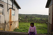 The village of Golyam Dervent, which lays on the Bulgarian-Turkey border line.<br /> <br /> Matt Lutton / Boreal Collective for VICE
