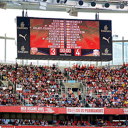 160814 Arsenal v Liverpool