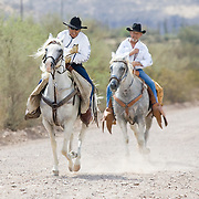 Pony Express riders