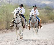 Pony Express riders
