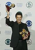 9/18/2002 - 3rd Annual Latin Grammys - Press Room
