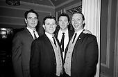 1964 - 15/01 Clancy Brothers at Áras an Uachtarain