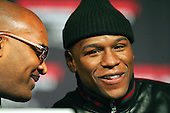 Floyd Mayweather questioned over shooting